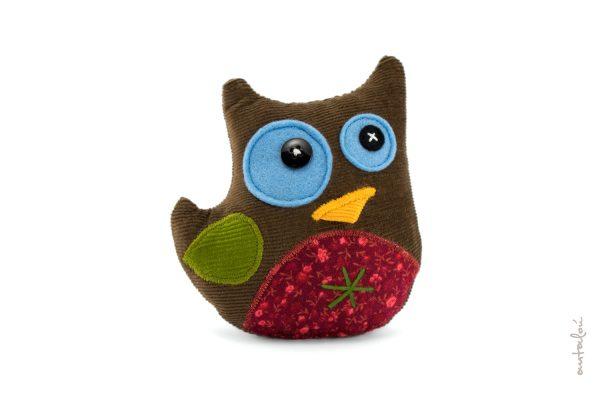 mini brown owl-antalou