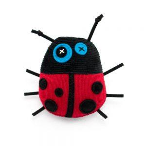 ladybug, finger puppet, antalou
