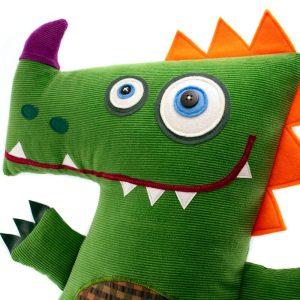 big dinosaur soft toy by antalou