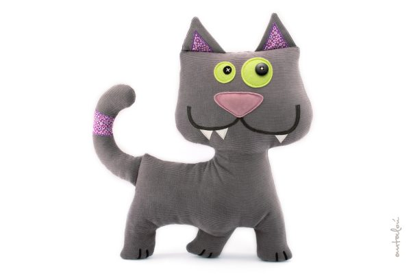 happy kitty plush toy foreveryone