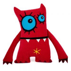 miss antalou monster red huggy