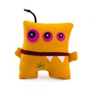 mini yellow alien