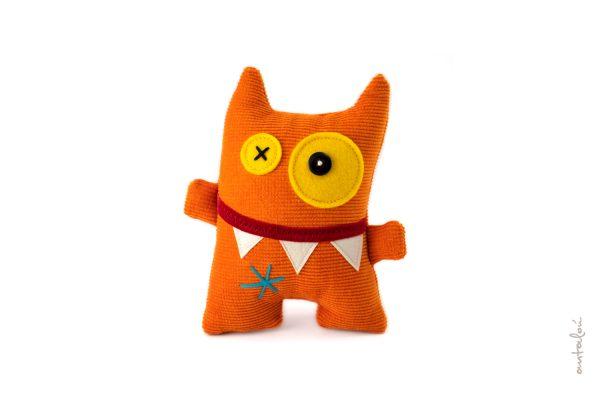 mini orange antalou monster