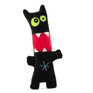 mini shout monster tall black