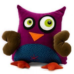 Big owl soft toy_antalou