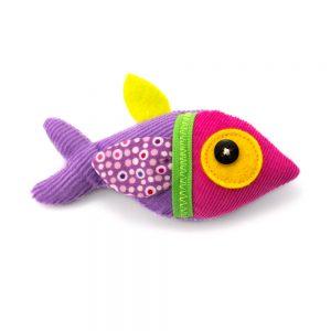 fish-soft toy-finger puppet-pin-decor-antalou